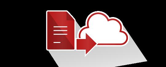 Transfert de fichier sur le cloud