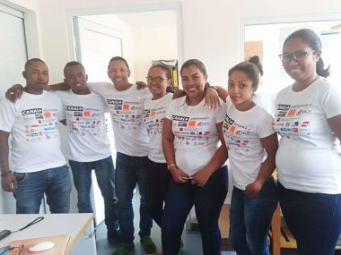 Equipe AGS Madagascar - UTOP 2019