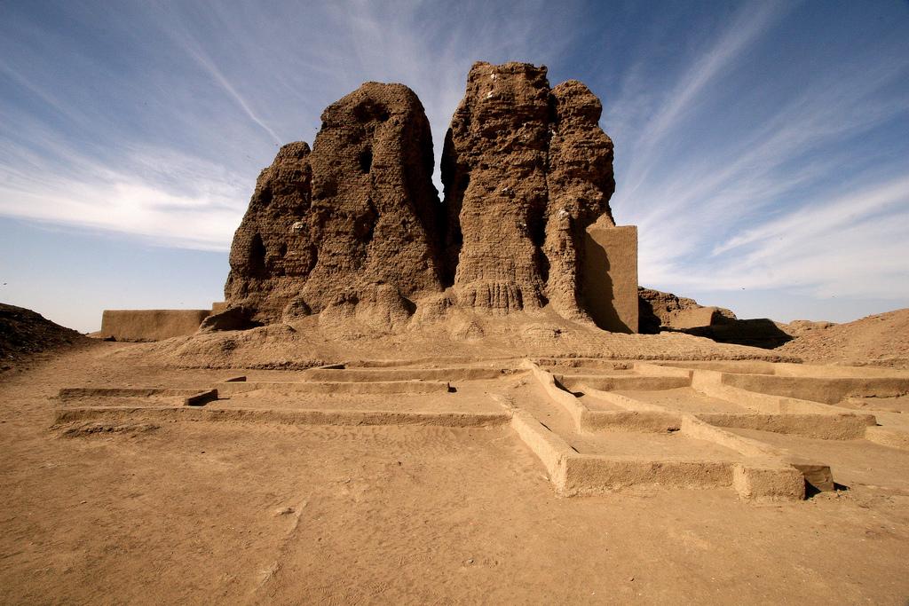 The Black Pharaohs in Sudan.