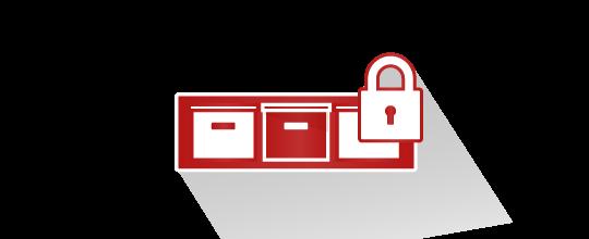 Classement et stockage d'archives sécurisé